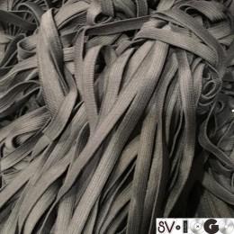 Резинка 10мм серая (30 метров)