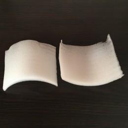 Плечевые накладки, подплечники поролоновые15мм (15х110х100мм) (280 пар)