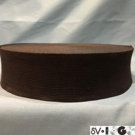 Резинка 50 мм коричневый (25 метров)