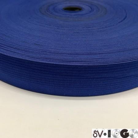 Резинка плоская 27мм электрик (40 метров)