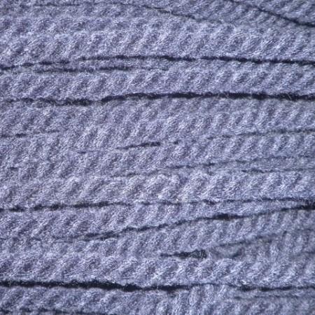 Шнур канат 8мм акриловый синий (50 метров)