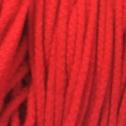 Шнур круглый 6мм акриловый красный (100 метров)