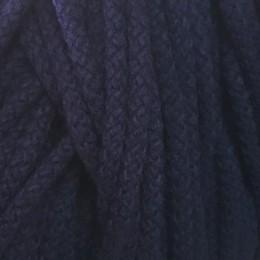 Шнур круглый 8мм акриловый синий (100 метров)