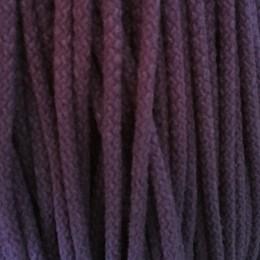 Шнур круглый 8мм акриловый фиолетовый (100 метров)