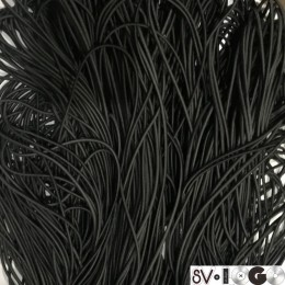 Резинка шнур производство 2,5см хаки (50 метров)