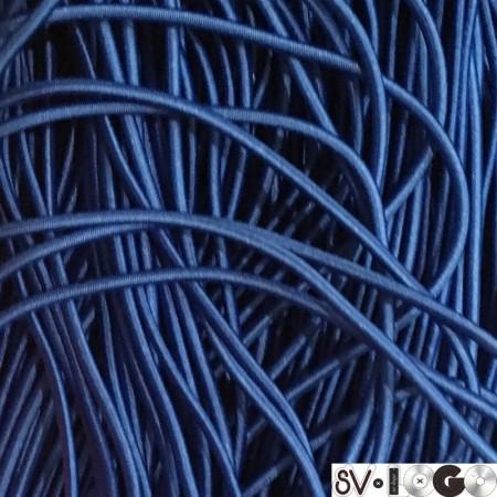 Резинка шнур производство 2,5см электрик (50 метров)
