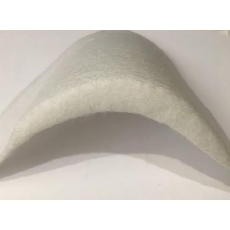 Плечевые накладки, подплечники прямые А2 (20х150х160мм) (пары)