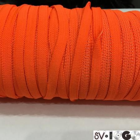 Резинка 8 мм оранжевый (50 метров)