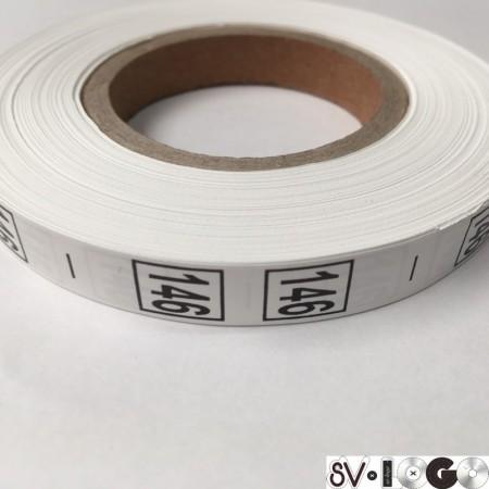 Размерная лента (накатка)