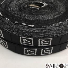 Размерная лента (тканная) 17 (1000 штук)