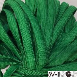 Резинка 6,5мм зеленый (100 метров)