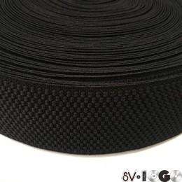 Резинка 50мм классика черный (50 метров)