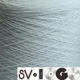 Резинка 2мм (нитка резинка) белая (400 грамм)