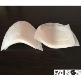 Плечевые накладки, подплечники прямые 6026 (20х150х160мм) (пара)