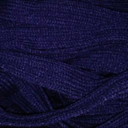 Шнур плоский АК 15мм синий (50 метров)