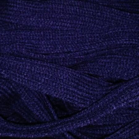 Шнур плоский АК 15 мм синий (50 метров)