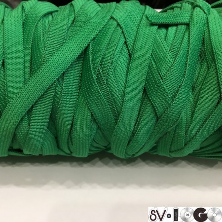 Резинка 8 мм зеленый (100 метров)