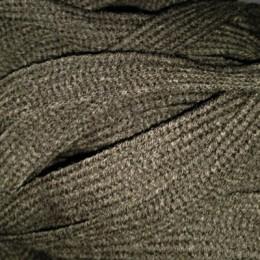 Шнур плоский АК 15мм хаки (50 метров)