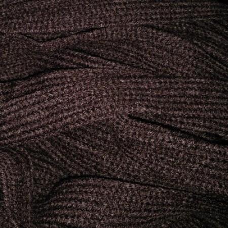 Шнур плоский АК 15 мм коричневый (50 метров)