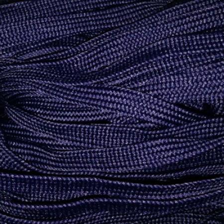 Шнур плоский ПЭ17 10 мм синий (100 метров)