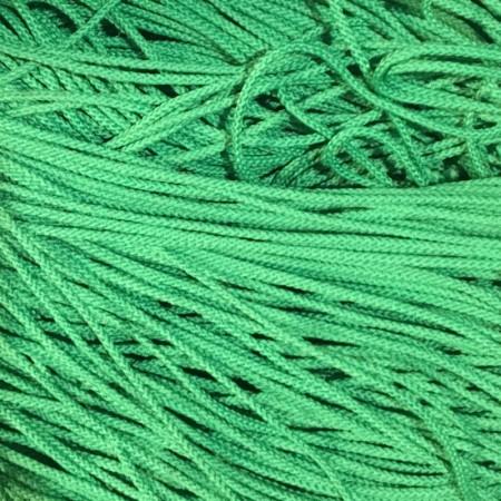 Шнур круглый 2 мм зеленый (100 метров)
