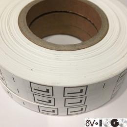 Размерная лента (накатка) L (1000 штук)