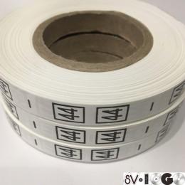 Размерная лента (накатка) 44 (1000 штук)