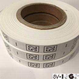 Размерная лента (накатка) 52 (1000 штук)