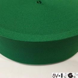 Резинка 50мм зеленый (25 метров)