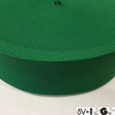 Резинка 50 мм зеленый (25 метров)