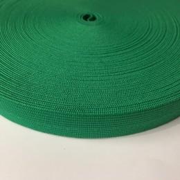 Резинка 20мм трава (25 метров)