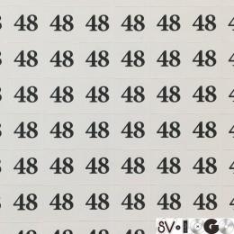 Размеры клеевые (320 на листе) 48 (лист)