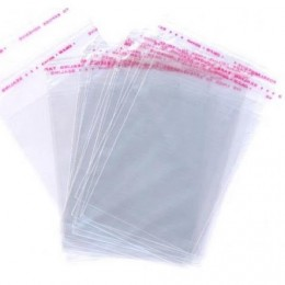 Пакет для одежды с клеевым клапаном 26х42см (1000 штук)