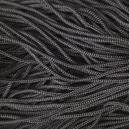 Шнур круглый 3,5 мм ПП синий заказной (100 метров)