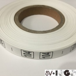 Размерная лента (накатка) 104 (1000 штук)