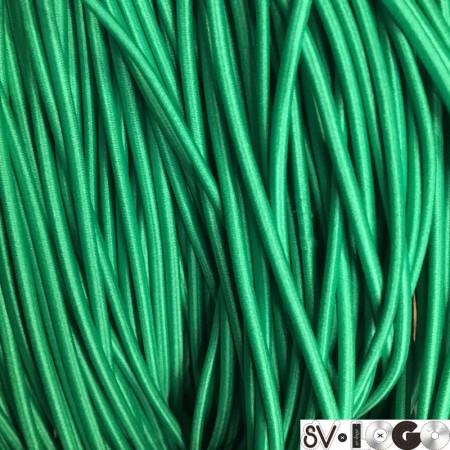 Резинка шнур производство 2,5 см трава (50 метров)