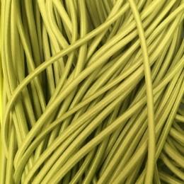 Резинка шнур производство 2,5см салатовый  (50 метров)