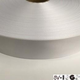 Лента для печати на термопринтере сатен (атлас) 30мм  (400 метров)