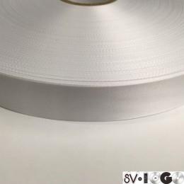 Лента для печати на термопринтере сатен (атлас) 25мм  (400 метров)