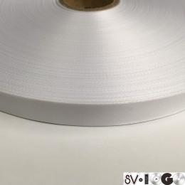 Лента для печати на термопритере сатен (атлас) 15мм  (400 метров)