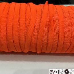 Резинка 8мм оранжевый (50 метров)