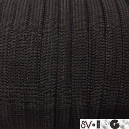Резинка 8мм черный (50 метров)