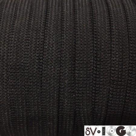 Резинка 8 мм черный (50 метров)