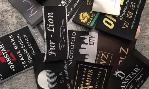 Этикетки для одежды купить